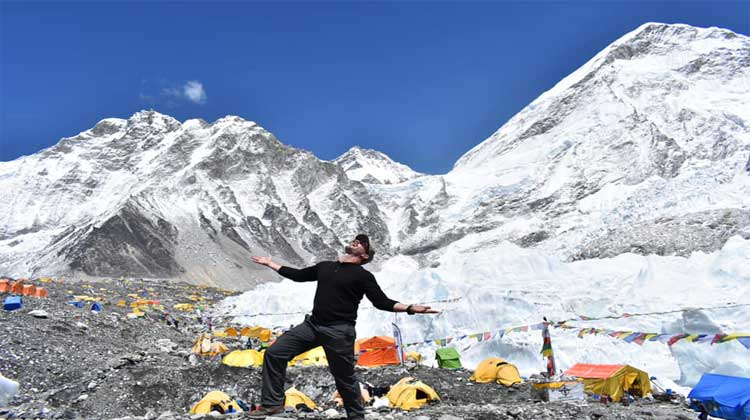 10 Days Everest Base camp Trek- Adventure Great Himalaya