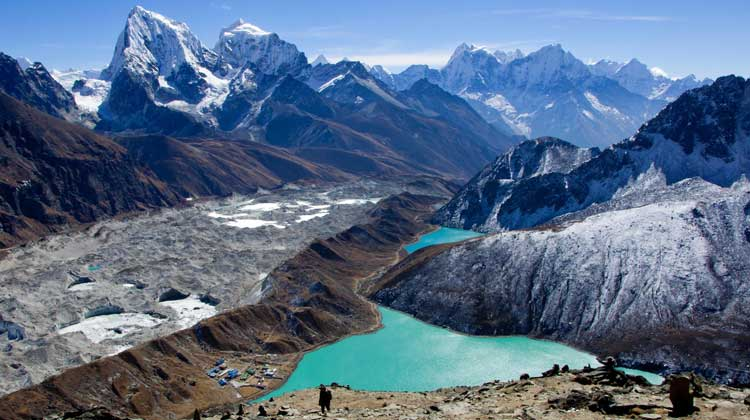 Gokyo Valley-Lake Trekking