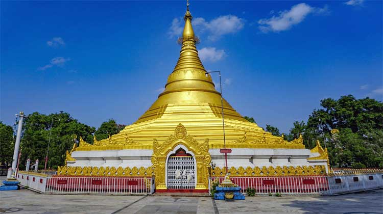 Lumbini- Adventure Great Himalaya