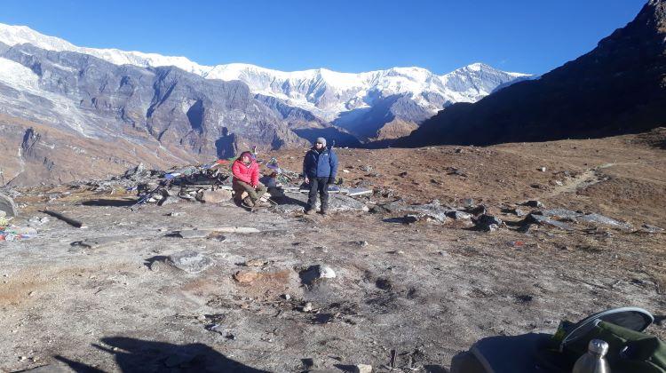 4 Days Mardi Himal Trek