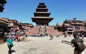 Kathmandu Day Tour with Scenic Everest Mountain Flight