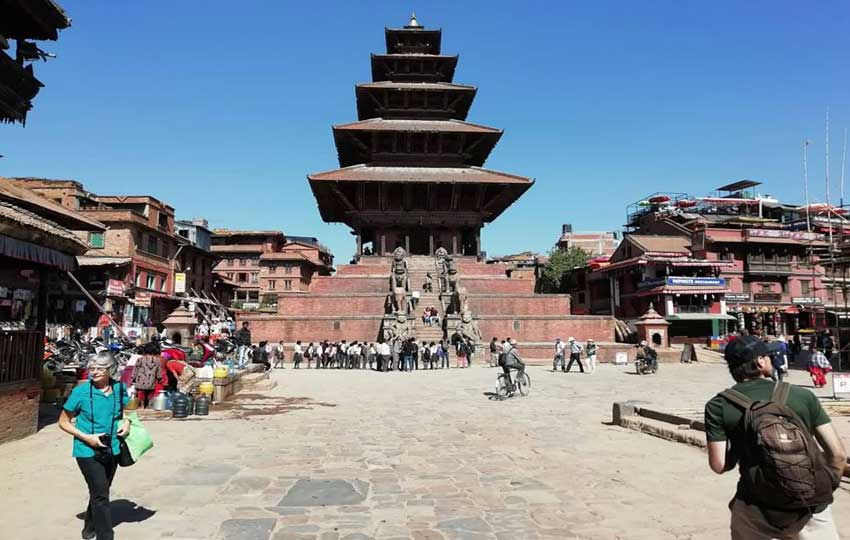 Tour in Nepal Janaury and December
