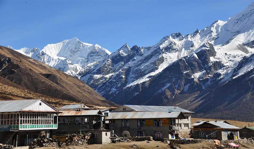 Trekking to Langtang Nepal