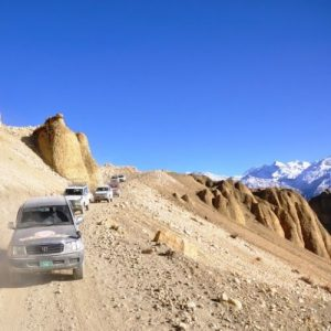 Upper Mustang Tour By Jeep