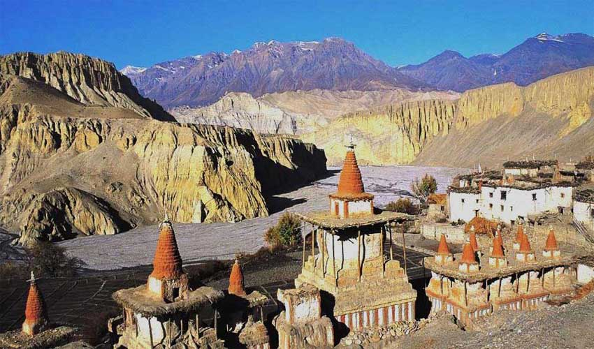Upper Mustang Trek- Adventure Great Himalaya